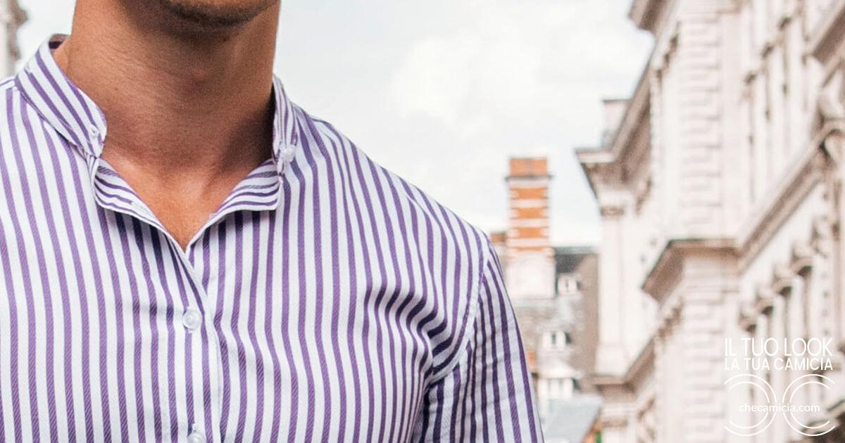 Colletti camicie collo alla coreana compra camicia online