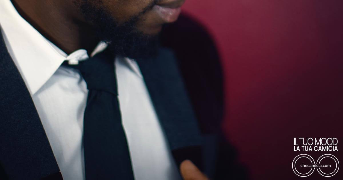 Abbinamento camicia cravatta shopping online uomo