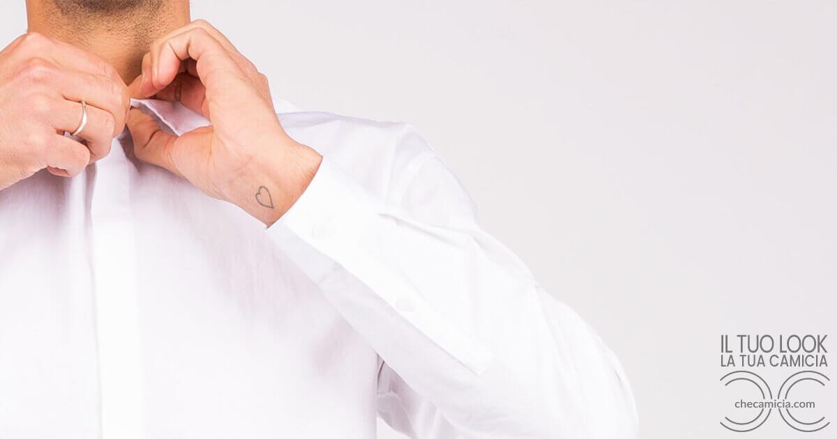 Bottoni camicia uomo camiceria online