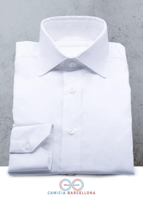 Camicia online uomo barcellona collo francese