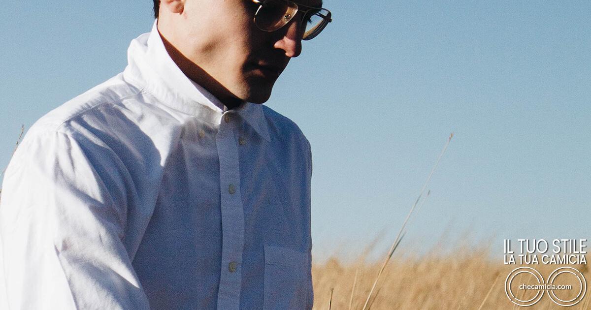 Camicia bianca uomo checamicia camiceria online
