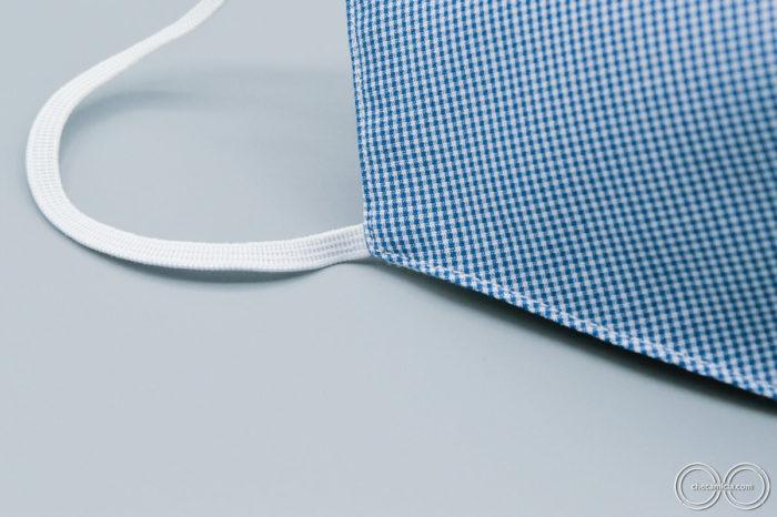 Mascherine lavabili in tessuto camicia checamicia_12