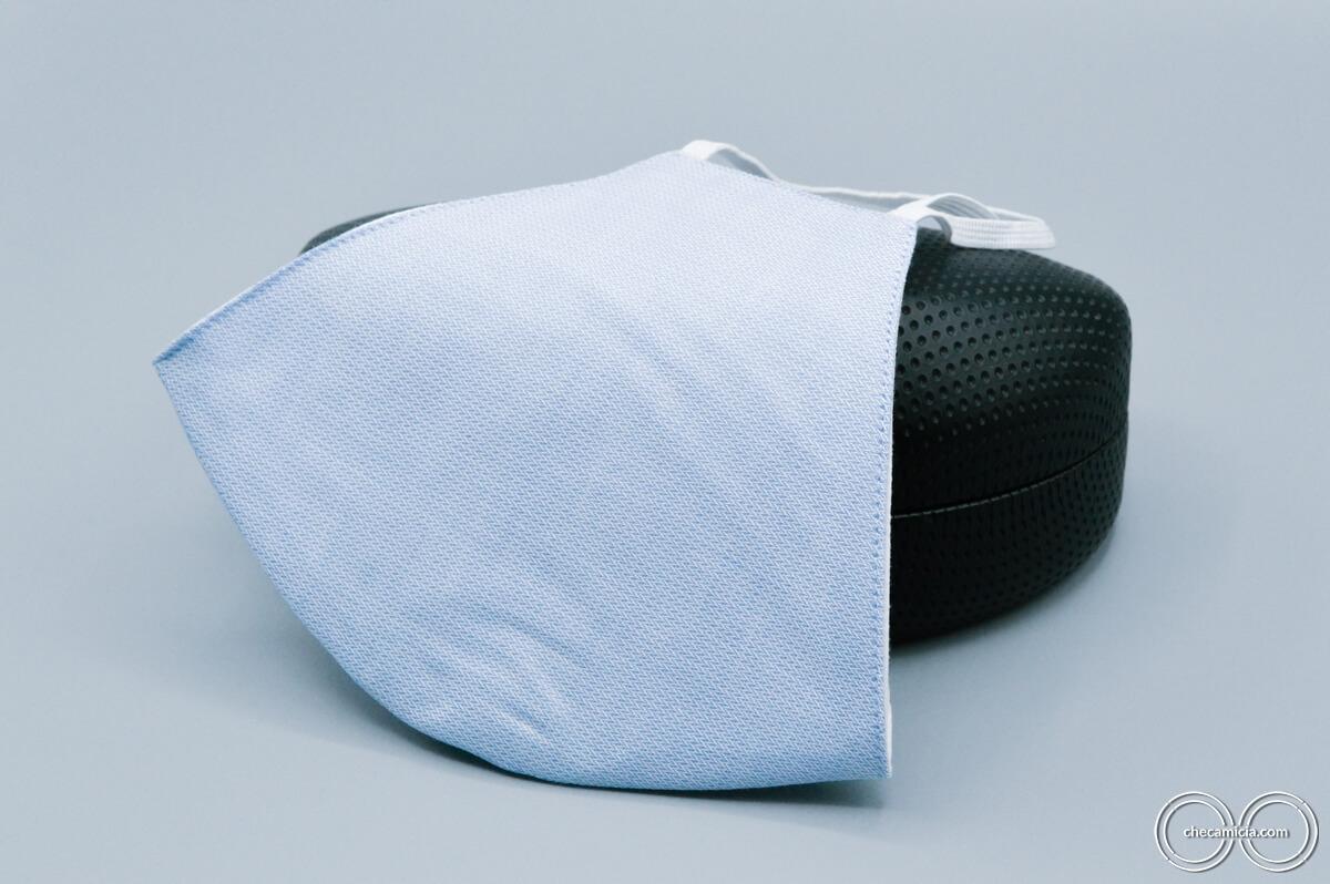 Mascherine lavabili in tessuto camicia checamicia_21