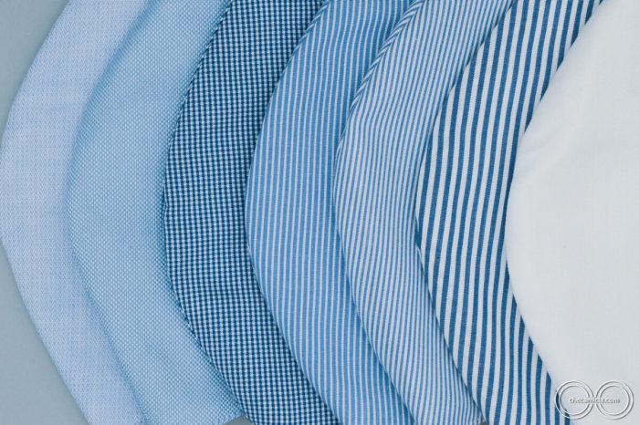 Mascherine lavabili in tessuto camicia checamicia_33