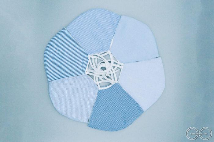 Mascherine lavabili in tessuto camicia checamicia_35