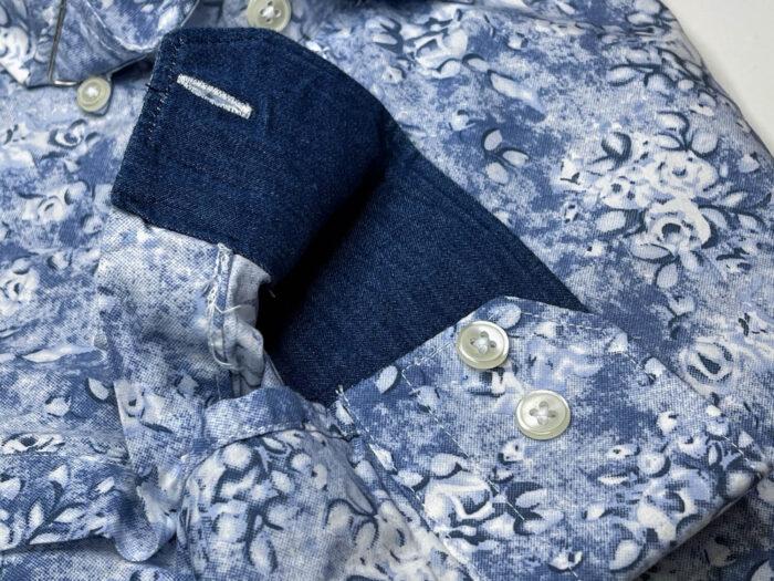 Camicia sportiva uomo Arras 100 cotone camicie di qualità