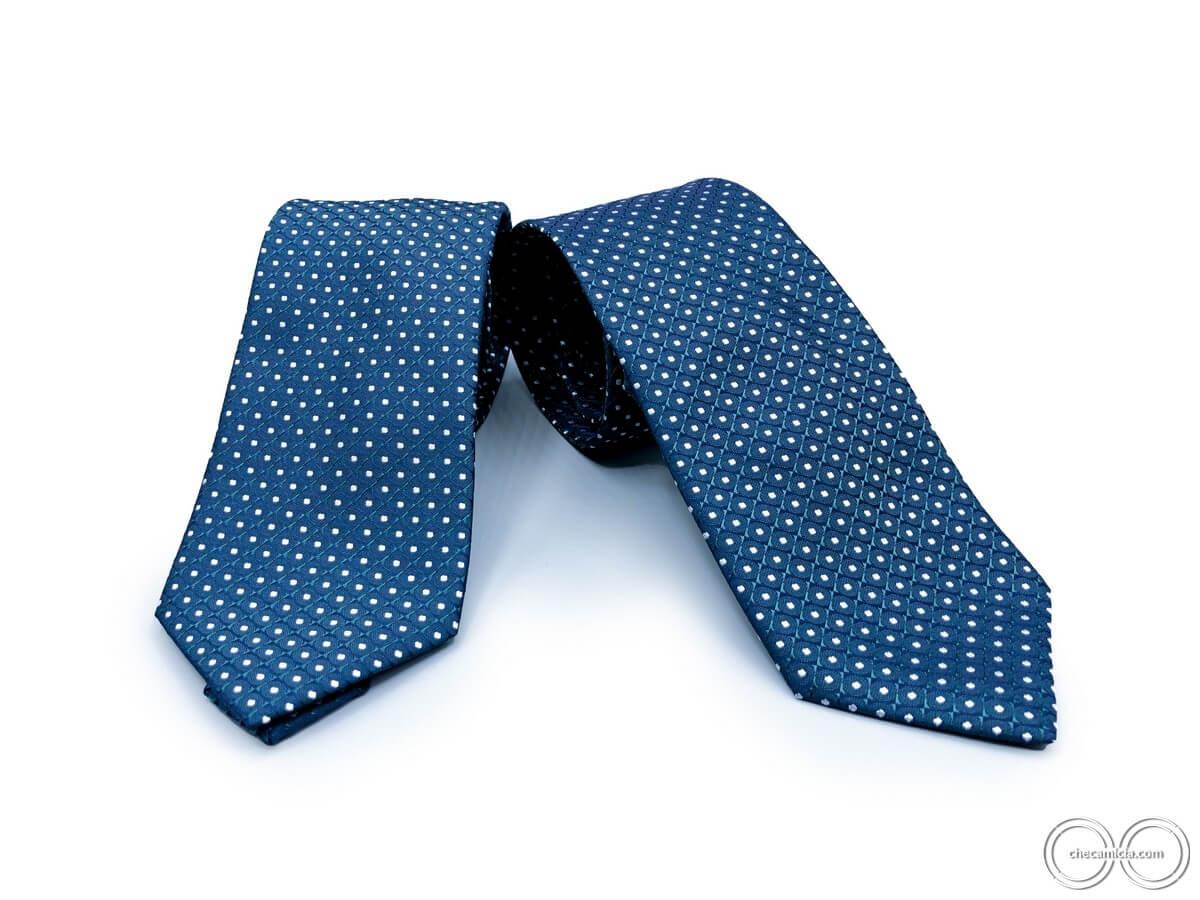 Cravatta da uomo online negozio cravatta Artemide CheCamicia