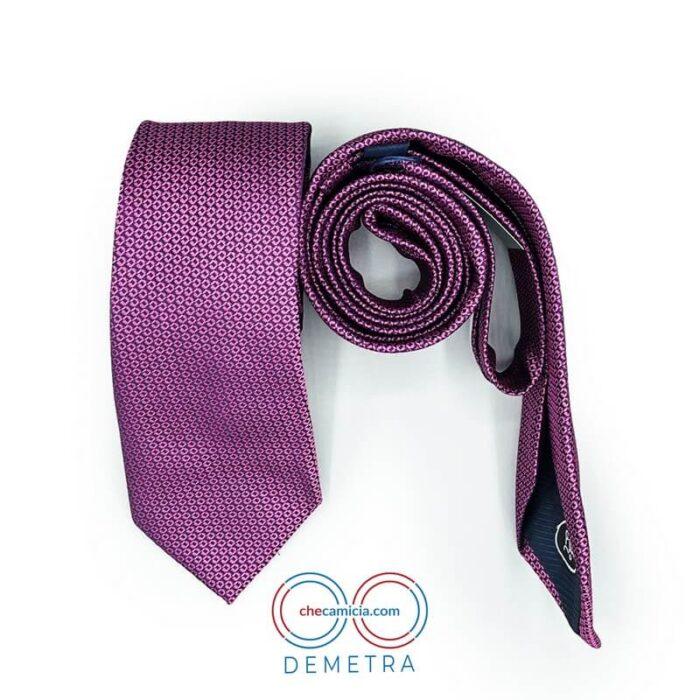 Cravatta online negiozo cravatte Demetra CheCamicia