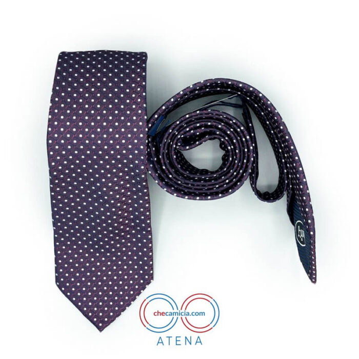 Cravatte shop online cravatta uomo Atena CheCamicia