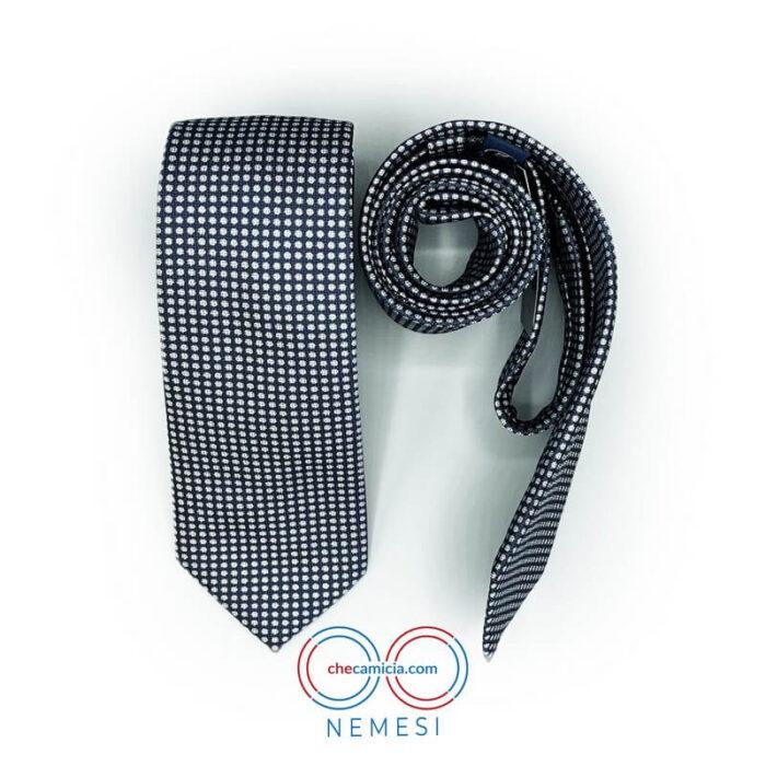 Negozio cravatte online cravatta uomo Nemesi CheCamicia