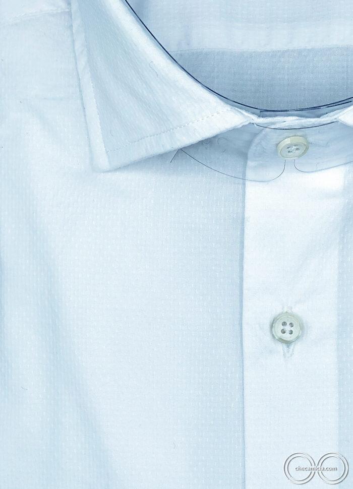 Camicia bianca da uomo Sumatra camicie online