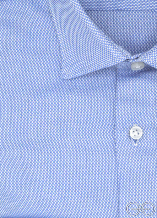 Camicia celeste uomo Dakar camicie online