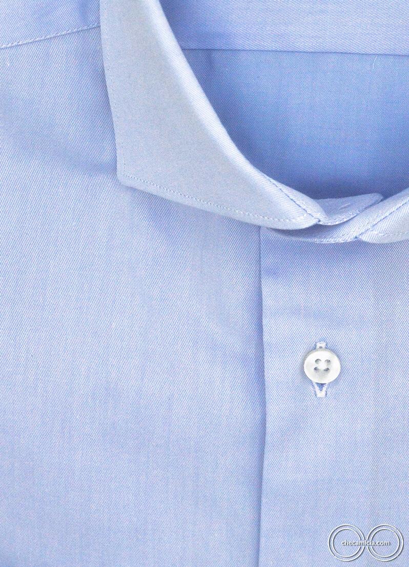 Camicia celeste uomo Marrakech camicie online
