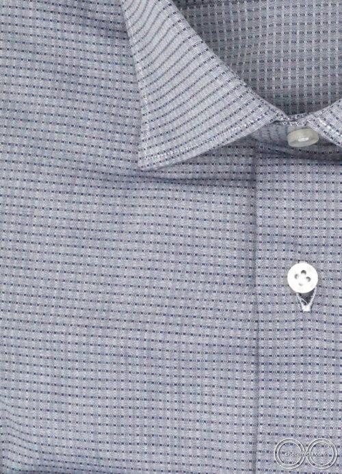 Camicia uomo grigia Mumbai camicie online uomo