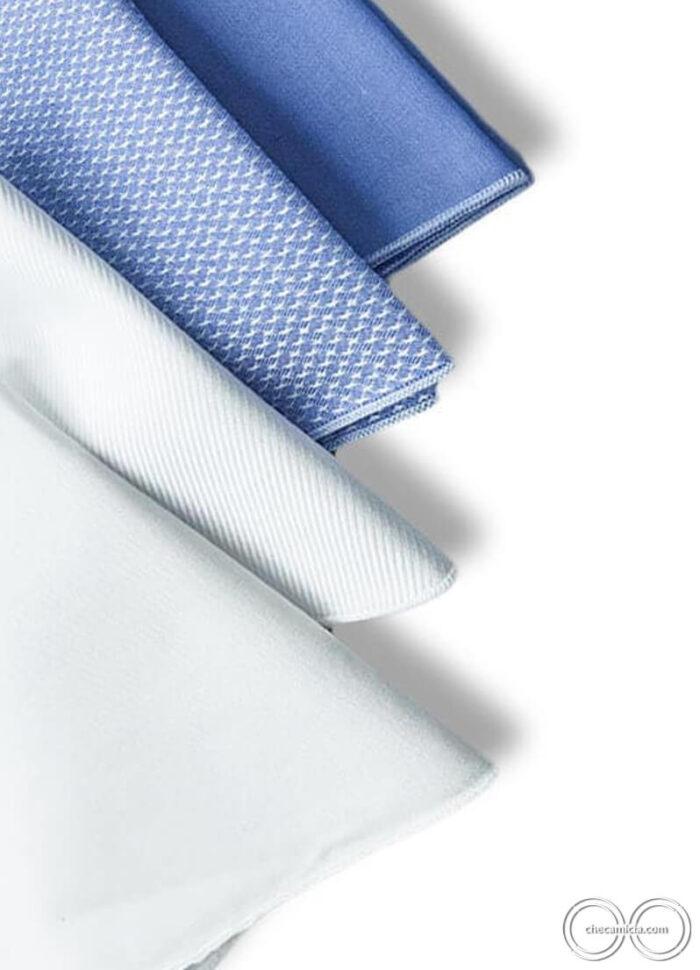 Fazzoletti da taschino uomo camicie online
